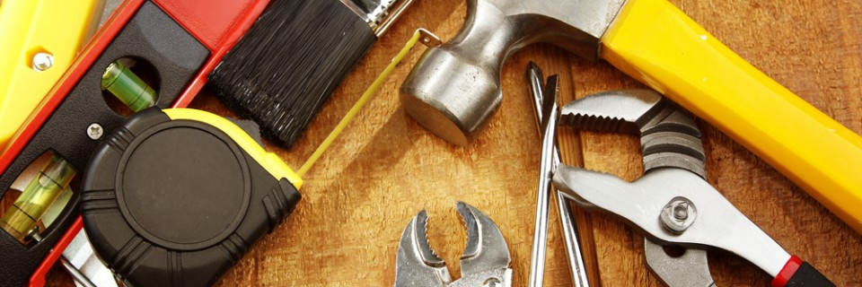 A wide range of DIY  tools and equpment