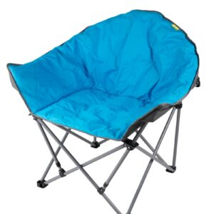Club Chair Blue
