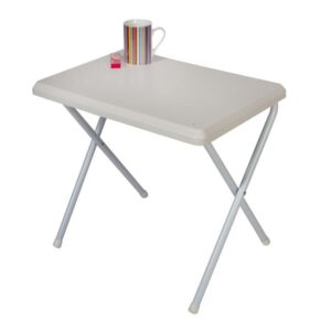 Mini Plastic Table - White