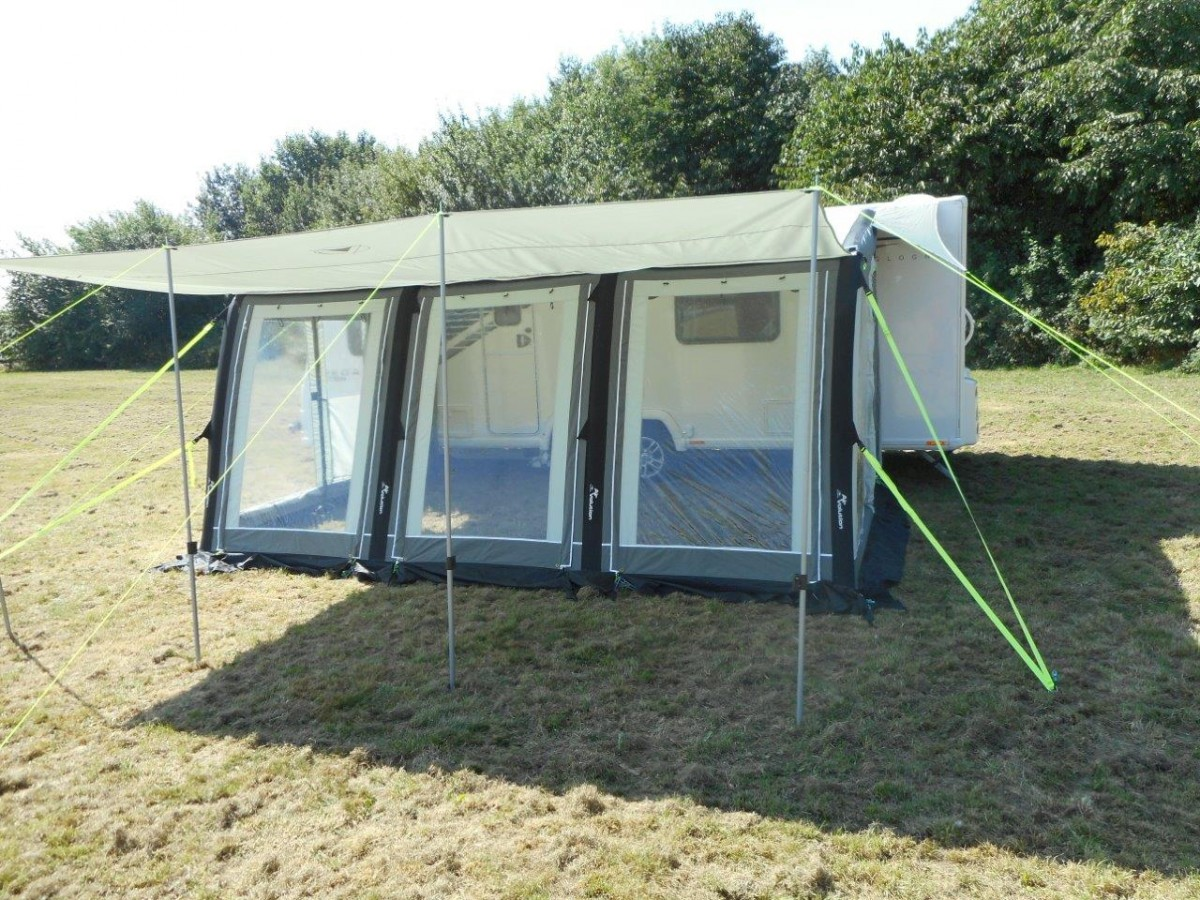 Ultima Air Grande 390 Brean Caravan And Angling Shop